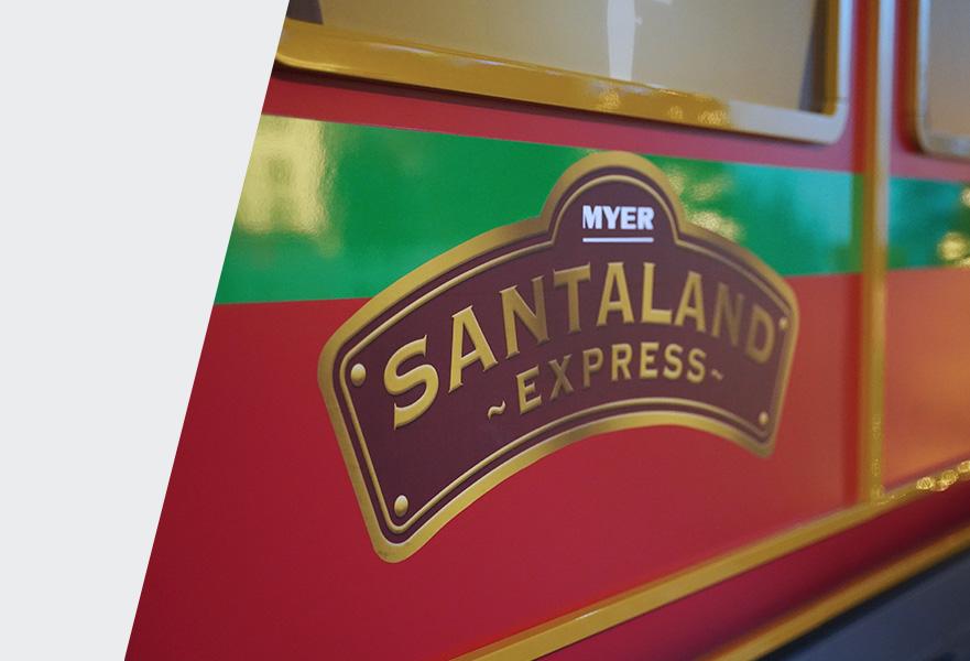 santaland express